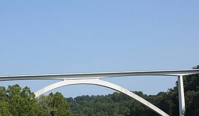 Natchez Trace Bridge Print by James Collier