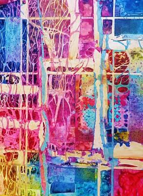 Representative Abstract Mixed Media - Nature's Abstract by David Raderstorf