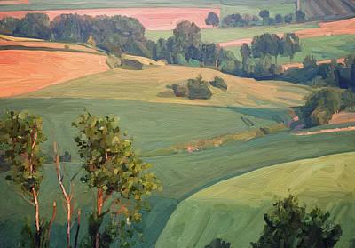 Near Eckelrade Print by Nop Briex