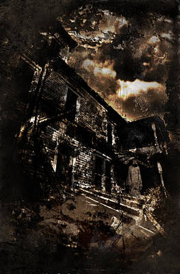 Neighbor Print by Torgeir Ensrud
