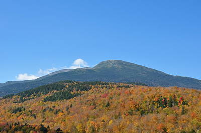Photograph - Nelson Crag Mt Washington Fall 2011 by Frank LaFerriere