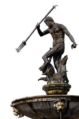 Danzig Photograph - Neptune God Of The Sea by Artur Bogacki