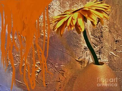 Blooming Digital Art - Nerve Pain by Marsha Heiken