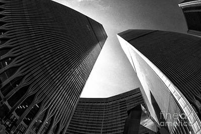 Twin Towers Photograph - Never Forget by Keith Kapple