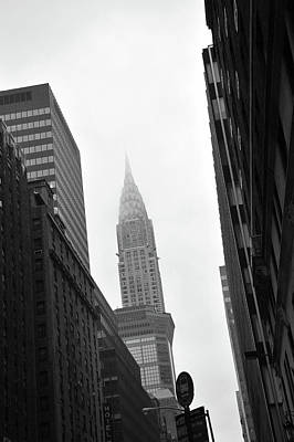 Empire State Photograph - New York City by Thank you for choosing my work.