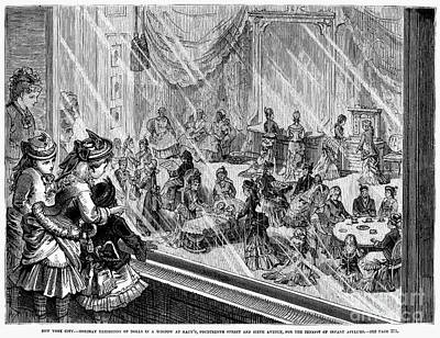 New York: Macys, 1876 Print by Granger
