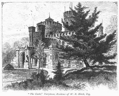 New York State: Castle Print by Granger