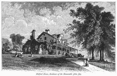 New York State: Mansion Print by Granger