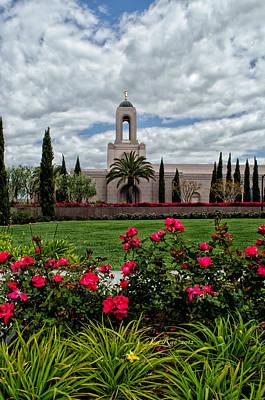 Mormon Temple In Newport Beach Ca
