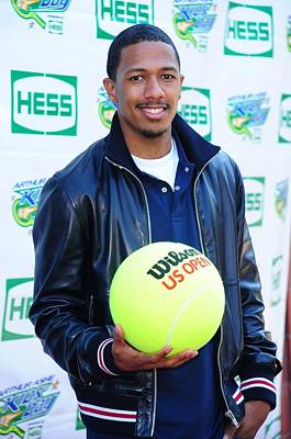 Nick Cannon At A Public Appearance Print by Everett