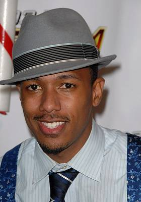 Nick Cannon In Attendance For Kiis Fms Print by Everett