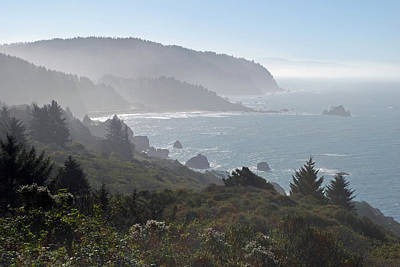 California Photograph - Northern California Coast by Twenty Two North Photography