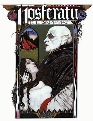 Nosferatu Photograph - Nosferatu Phantom Der Nacht, Isabelle by Everett