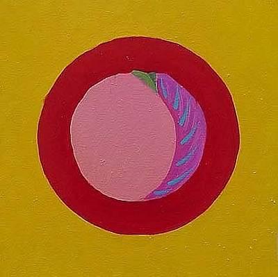 O With Insert Original by Jack Sullivan
