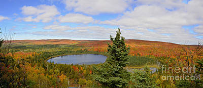 Lake Superior Art Gallery Photograph - Oberg Mountain  by Whispering Feather Gallery