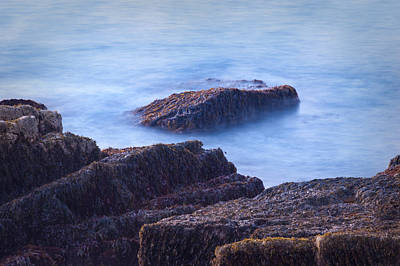 Ocean Water Color Original by Steve Gadomski