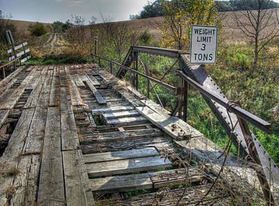 Old Bridge Original by Eric Turner