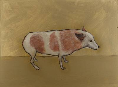 Old Dog Original by Sophy White