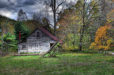 Old Mill Original by Todd Hostetter