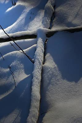 Cross Photograph - Old Rugged Cross by LeeAnn McLaneGoetz McLaneGoetzStudioLLCcom