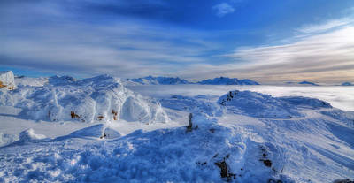 Whistler Photograph - Olympic View by James Ingham