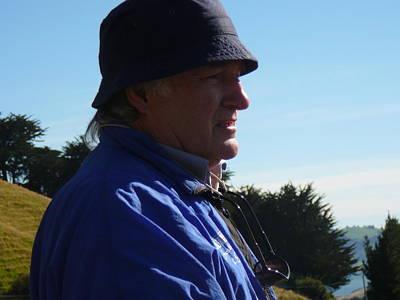 On Location Otago Peninsula Print by Terry Perham