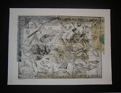 Financial Mixed Media - One Hundreds Thousand Shares One Hundred Thousand Votes by John  Schwind