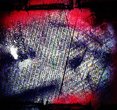 Haunted House Photograph - Opinion Of Stain by JC Photography and Art