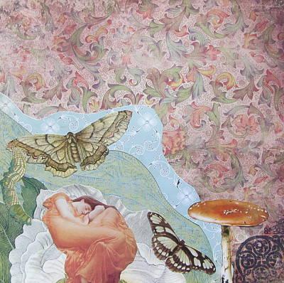 Opium Dreams Original by Kanchan Mahon
