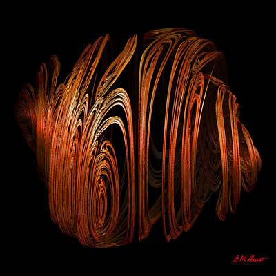 Orange Peel Print by Michael Durst