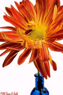 Orange You Happy Print by Susan Smith