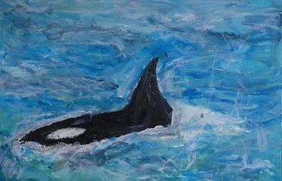 Orca Original by Iris Gill
