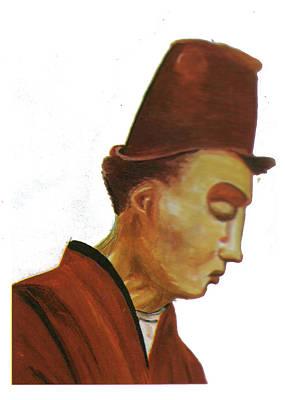 Origene Print by Emmanuel Baliyanga