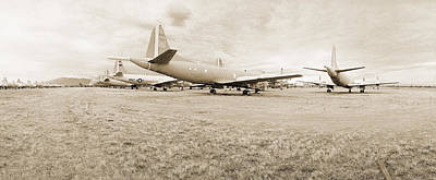 Orion P-3s Amarc - Tucson Original by Jan Faul