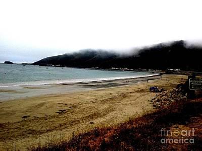 Photograph - Pacific Coast by J Von Ryan