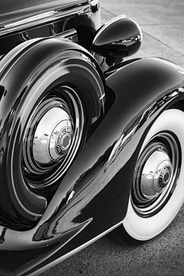 Packard One Twenty Print by Gordon Dean II