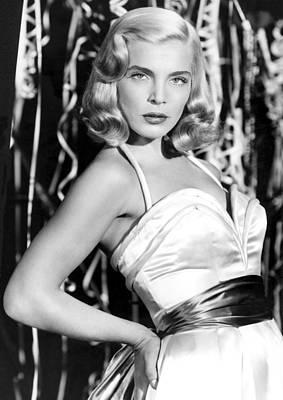 1950 Movies Photograph - Paid In Full, Lizabeth Scott, 1950 by Everett