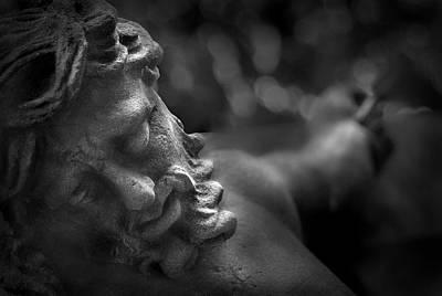 Jesus Christ Digital Art - Pain by Marc Huebner