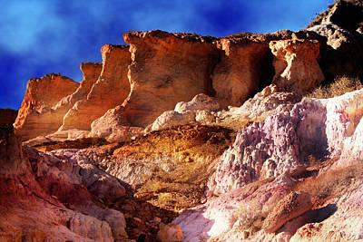 Nature Photograph - Paint Mine Regional Park - Calhan - Colorado by Ellen Heaverlo