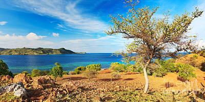 Panorama Island Print by MotHaiBaPhoto Prints