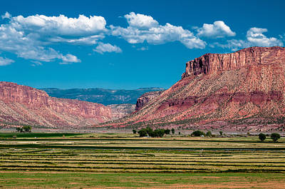 Paradox Valley One Print by Josh Whalen