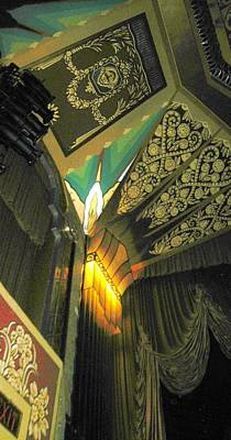 Photograph - Paramount Theatre by Todd Sherlock