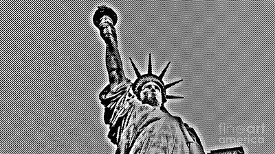 Liberte Photograph - Paris Yes Paris by Enrique Collado