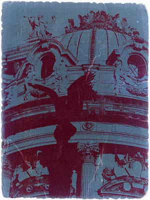 Parisian Opera Print by Naxart Studio