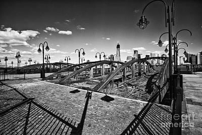 Leda Photograph - Path Well Worn  by Leslie Leda