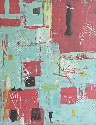 Patterns Print by Wayne Potrafka