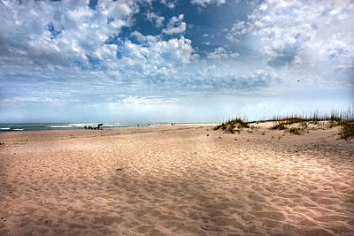 Sand Dunes Photograph - Peaceful Dream by Betsy C Knapp