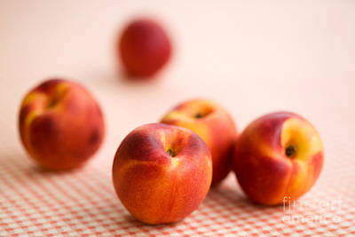 Peaches  Print by Kati Molin