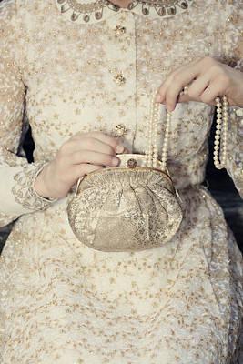 Pearls Print by Joana Kruse