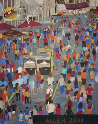 People Original by Cassandra Allen